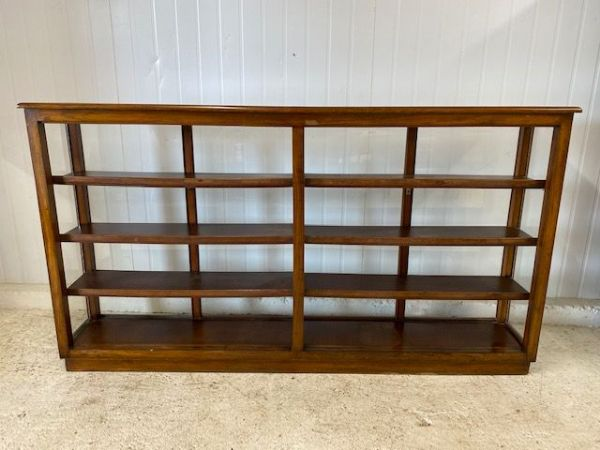Vintage French  Bookcase - fd20